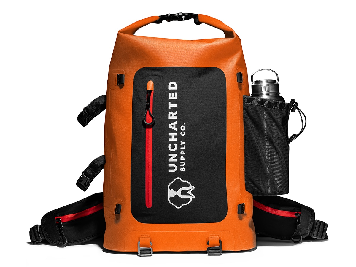 unchartered supply co the seventy2 pro survival system