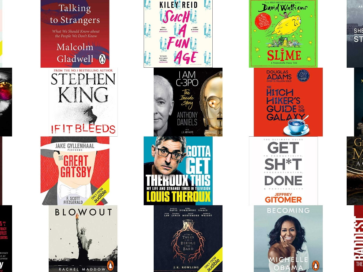 Fathers day gift guide under 50 audible