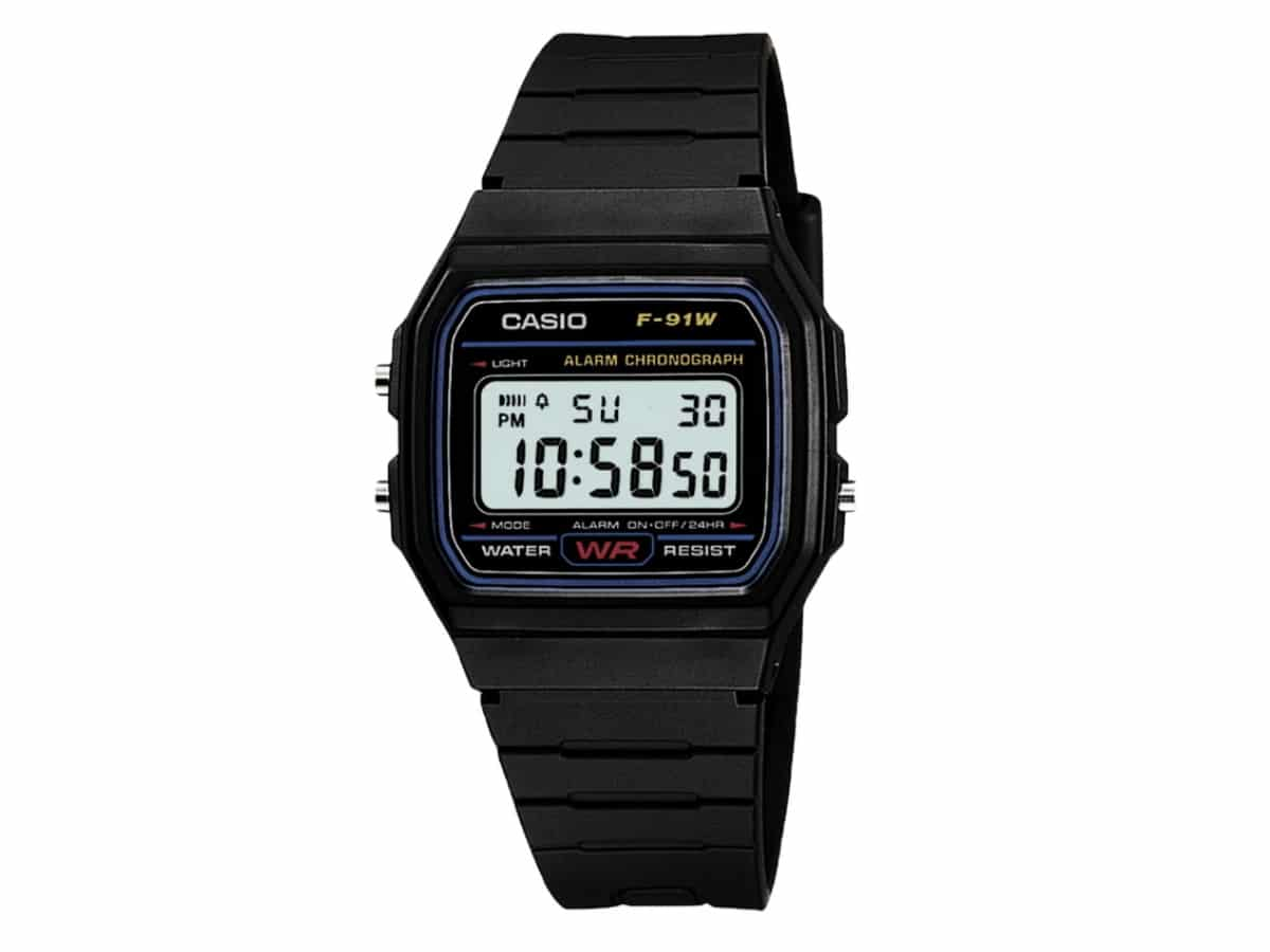 Fathers day gift guide under 50 casio watch