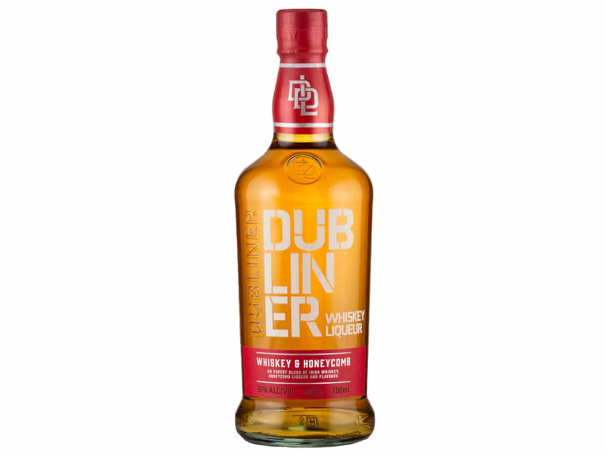 Fathers day gift guide under 50 dubliner irish whiskey honeycomb liqueur