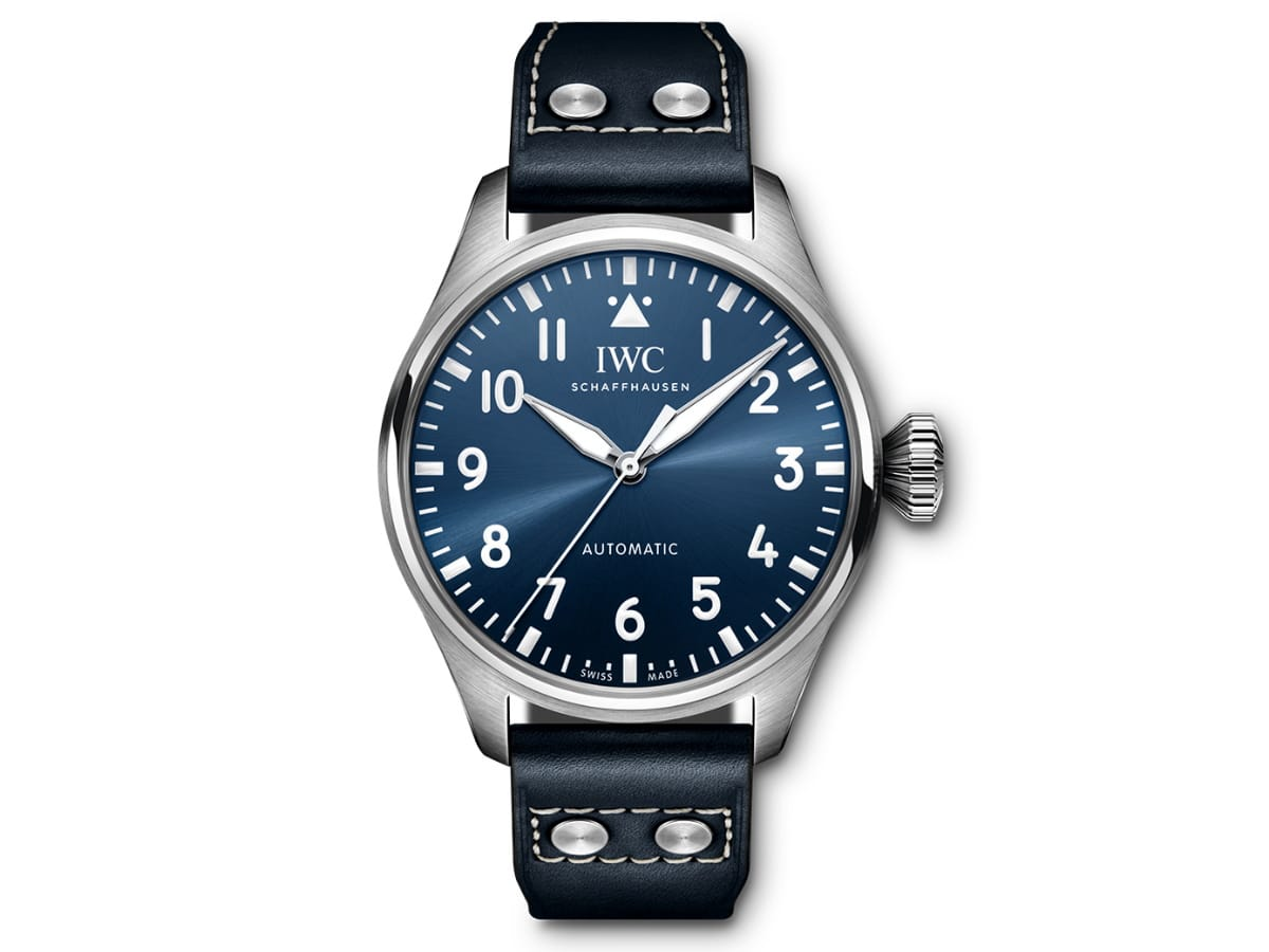 Fathers day gift guide watch lover iwc big pilot