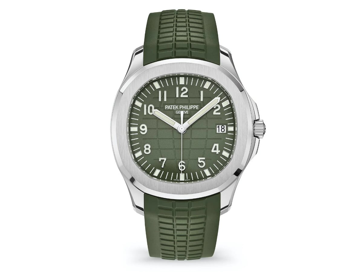 Fathers day gift guide watch lover patek phillipe aquanaut