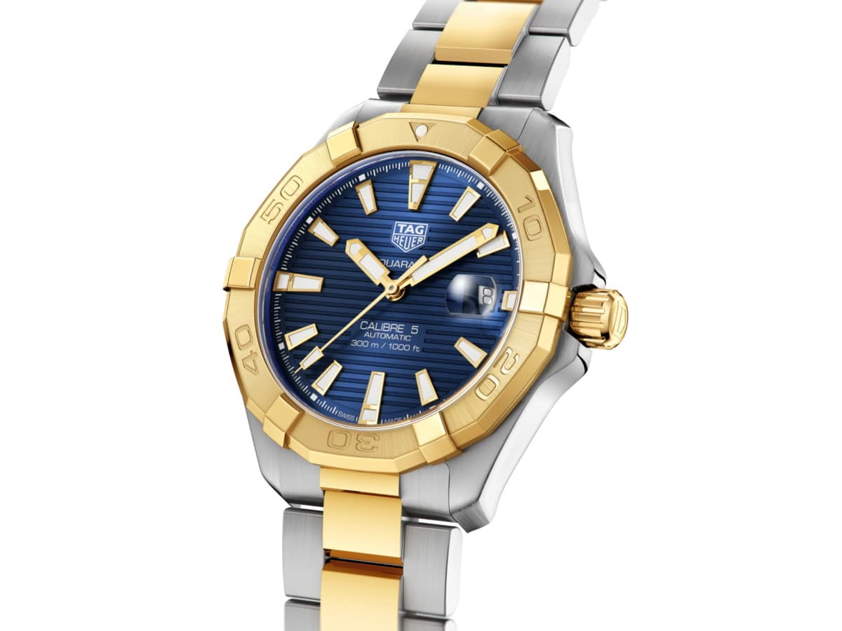 Fathers day gift guide watch lover tag heuer aquaracer