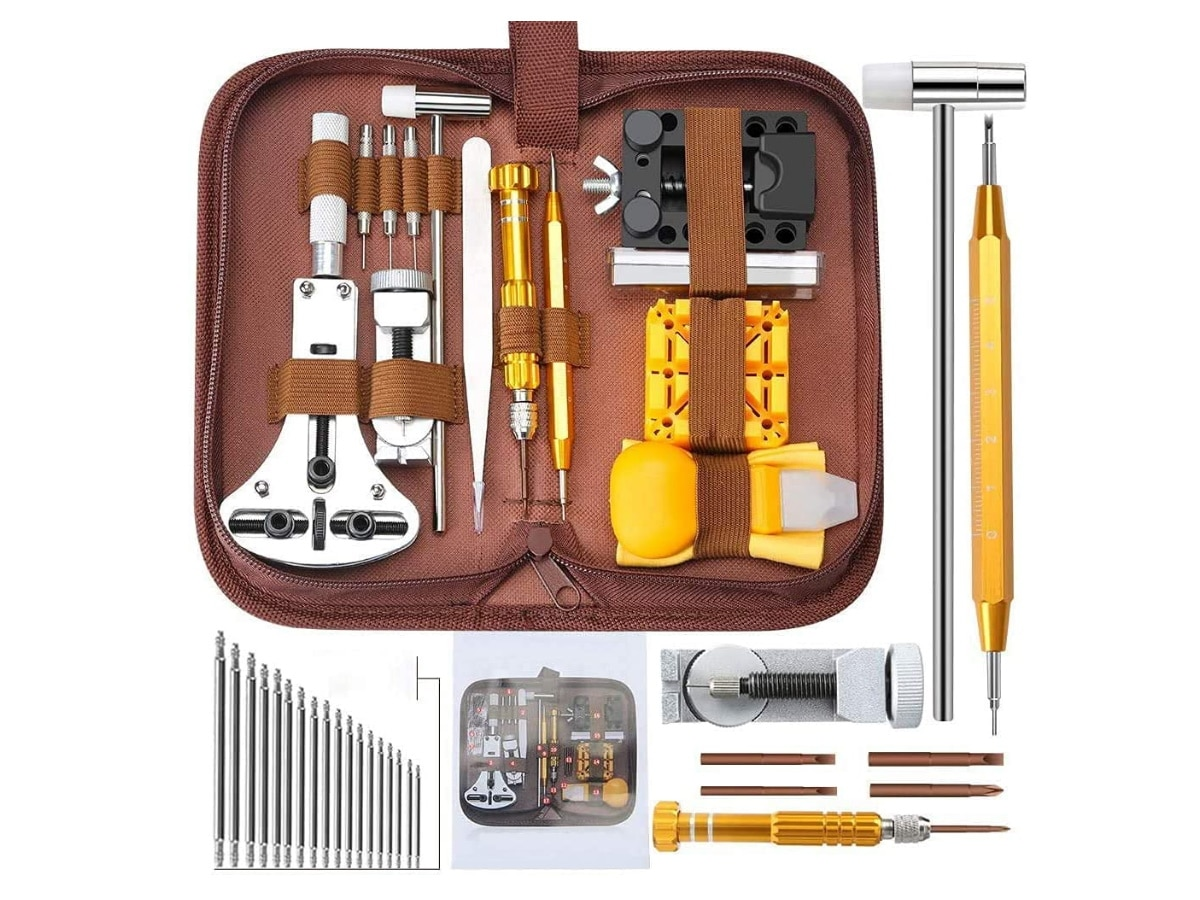 Fathers day gift guide watch lover watch repair kit