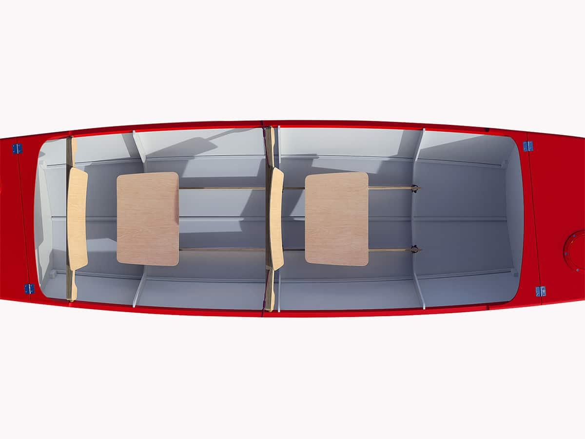 Fina foldable kayak 1