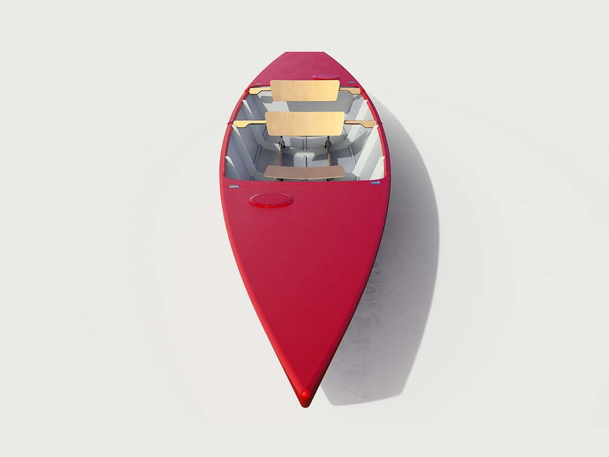 Fina foldable kayak 4
