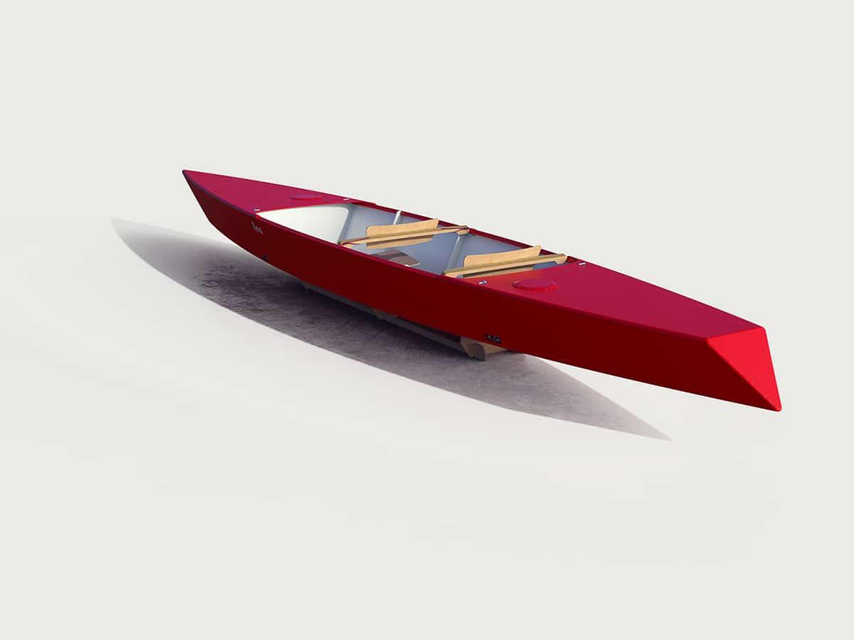 Fina foldable kayak 8