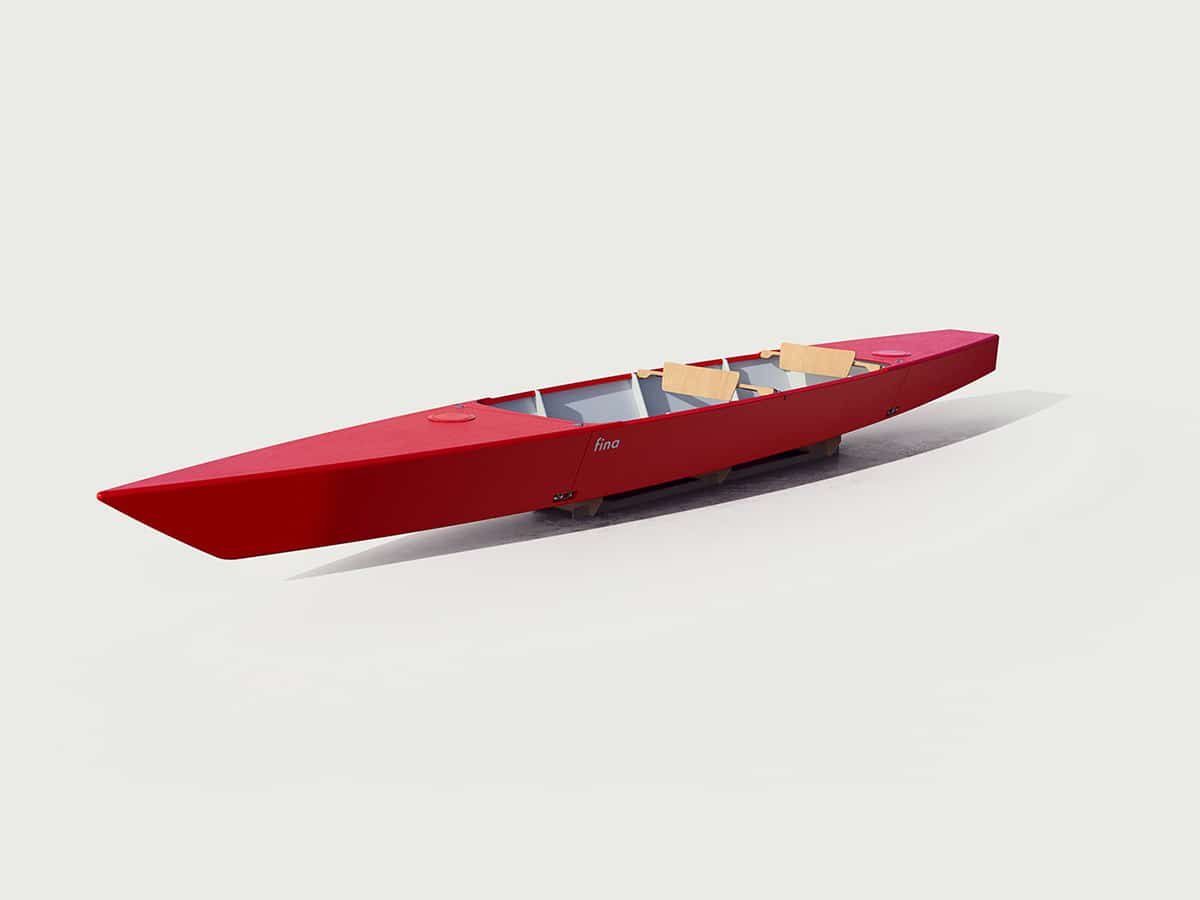 Fina foldable kayak 9