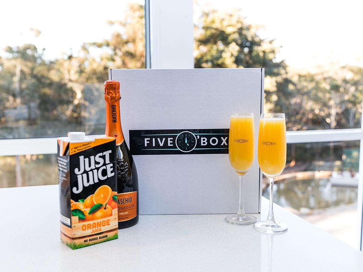 Five o box 3