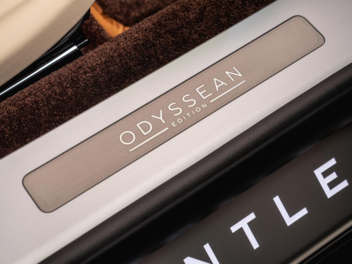 Flying spur hybrid odyssean edition 7