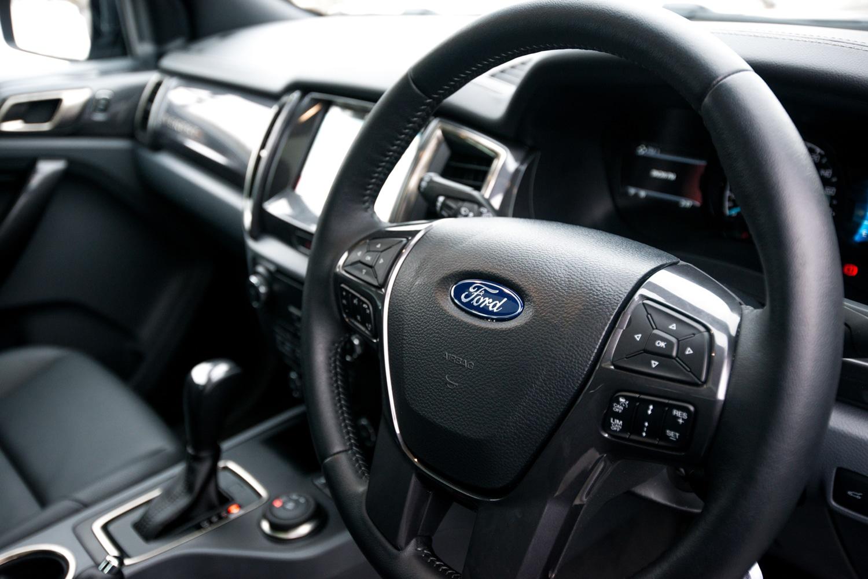 ford everest car steering