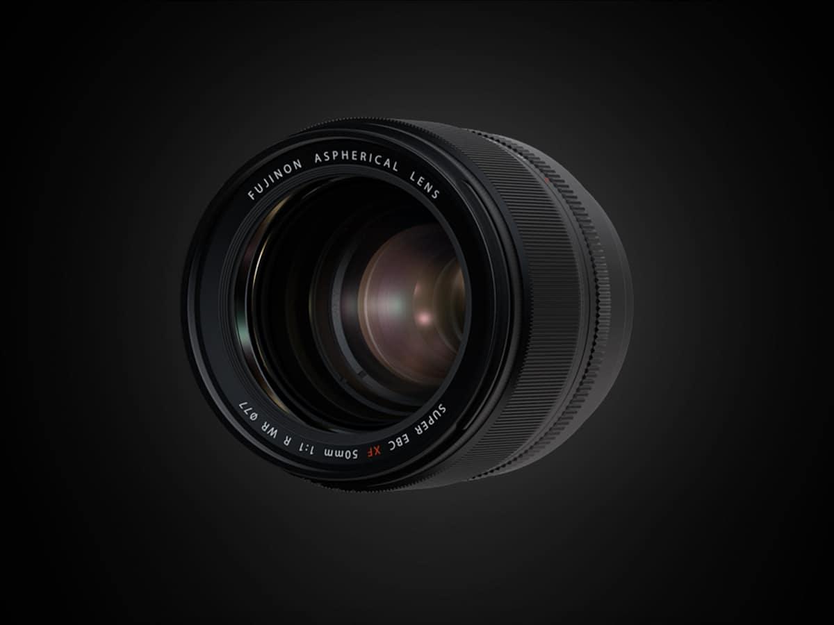 Fujinons xf 50mm