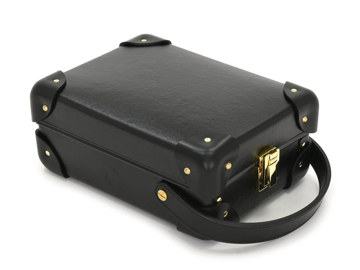 Globe trotter centenary 3 slot watch case