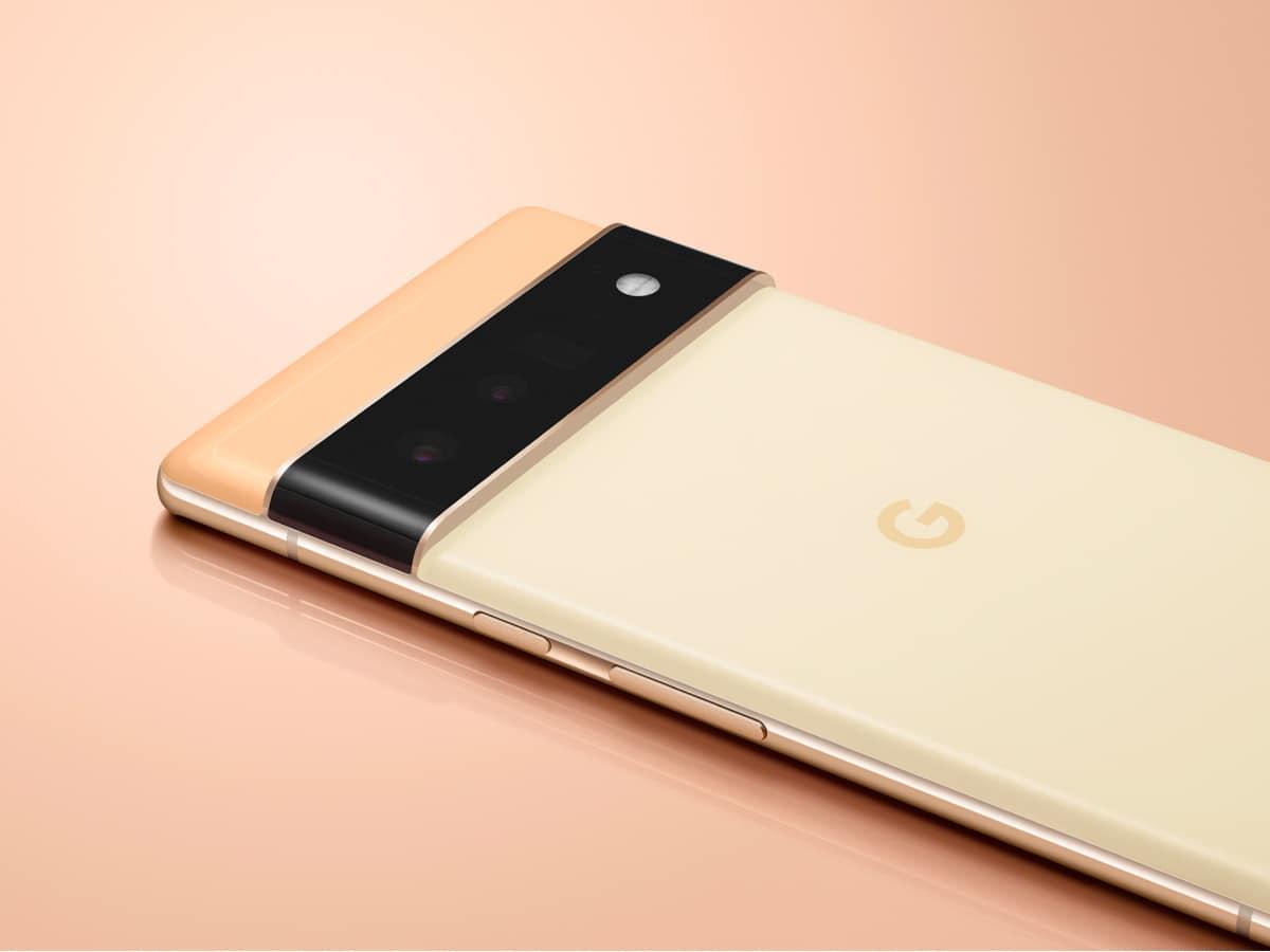 Google pixel 6 d