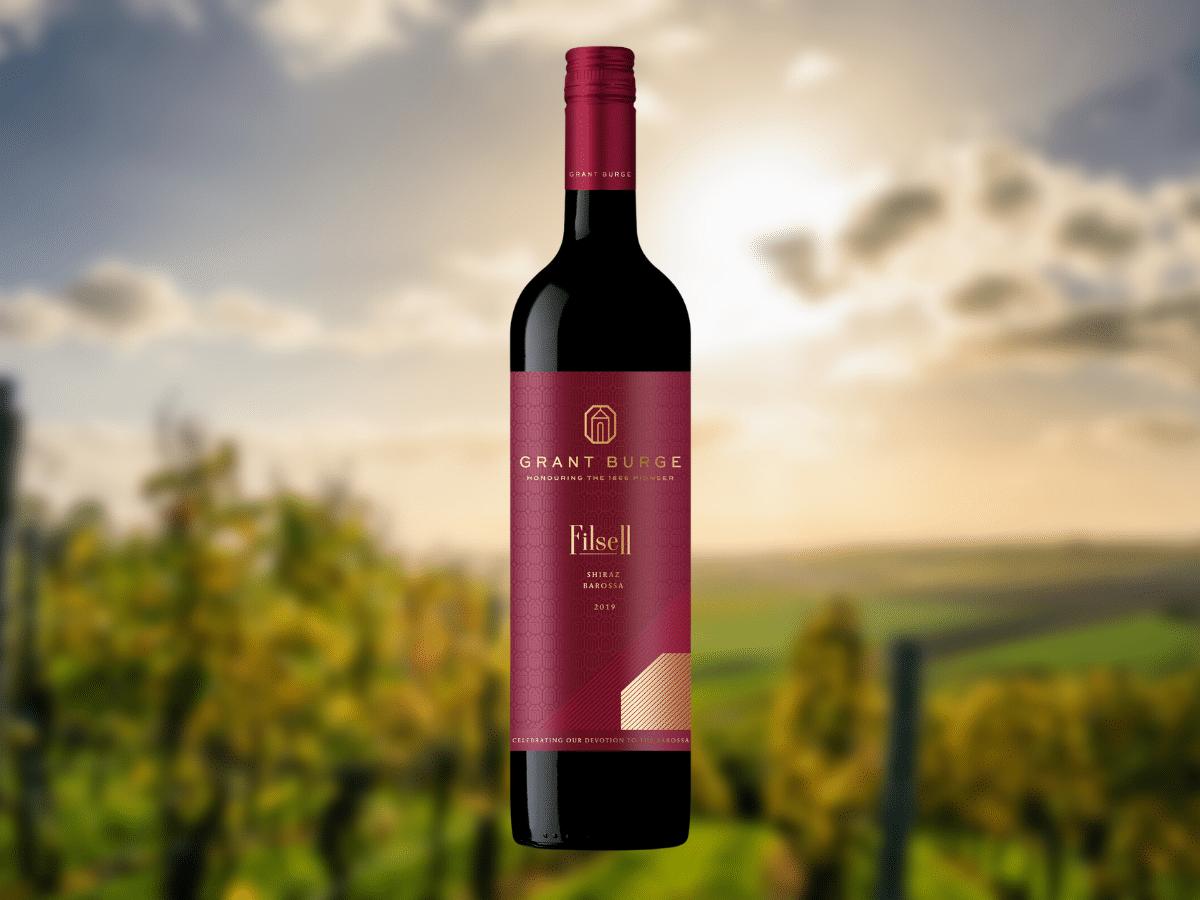 Grant burge filsell old vine shiraz 2019