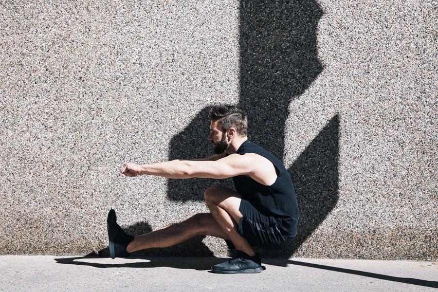 men exercise wear york footwear