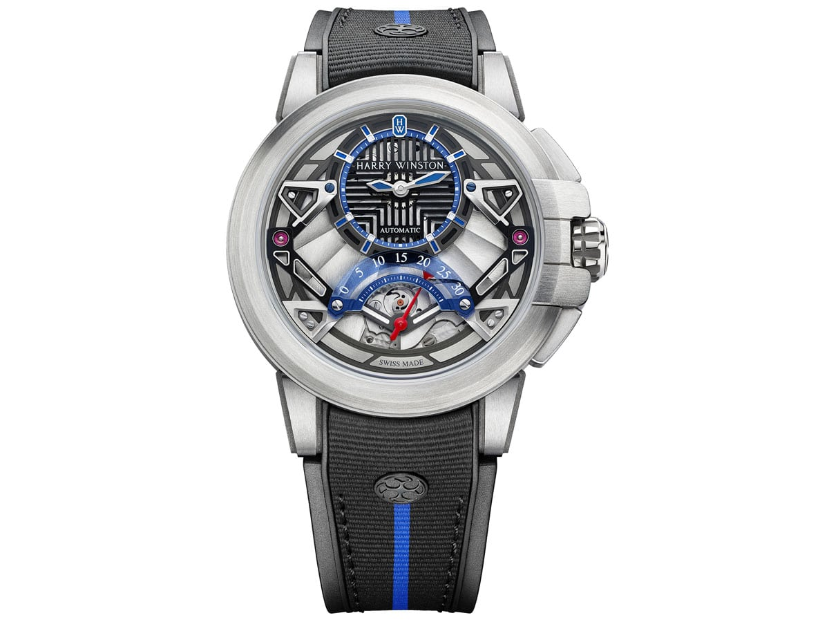 Harry winston project z15 limited edition