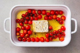 How to make the tiktok pasta