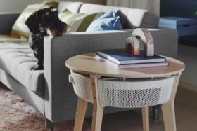 Ikea smart air purifier w