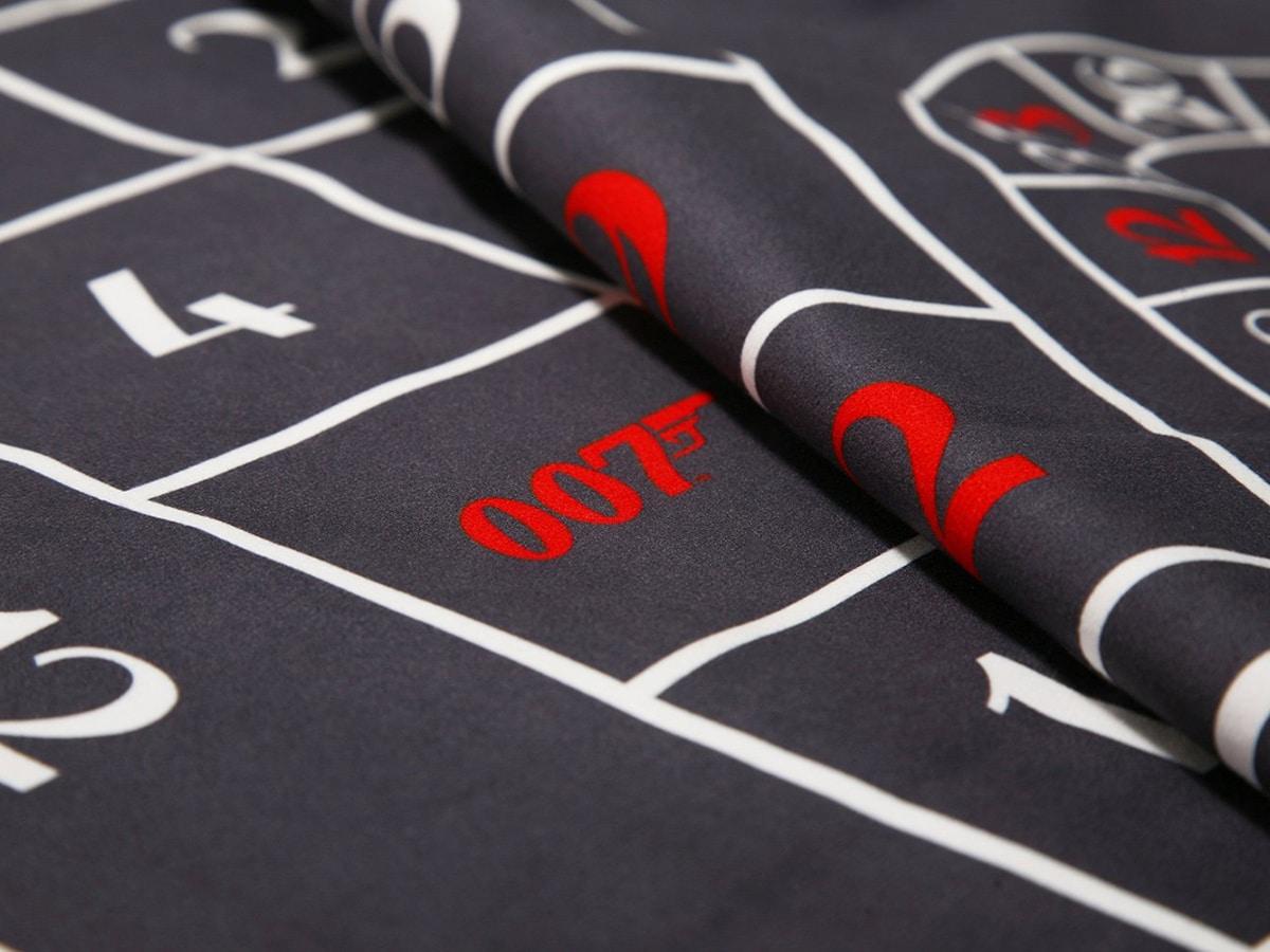 James bond collectors edition roulette wheel 5