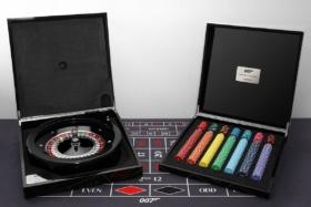 James bond collectors edition roulette wheel 6