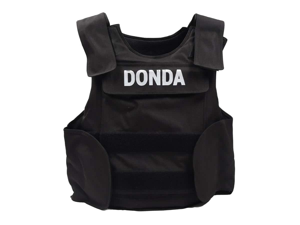 Kanye west donda vest open