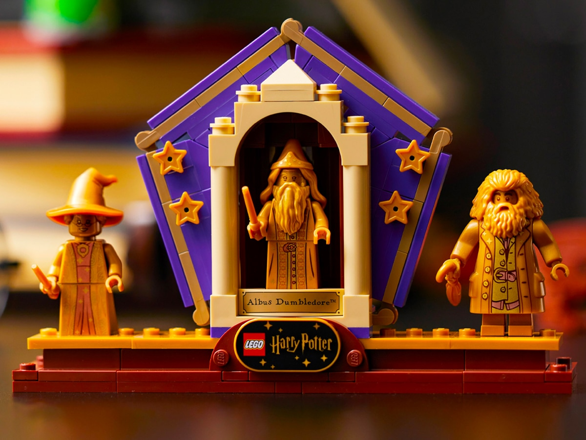 Lego harry potter 1
