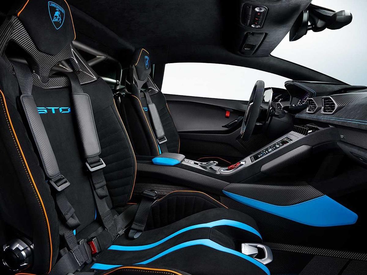 Lamborghini huracan sto 2
