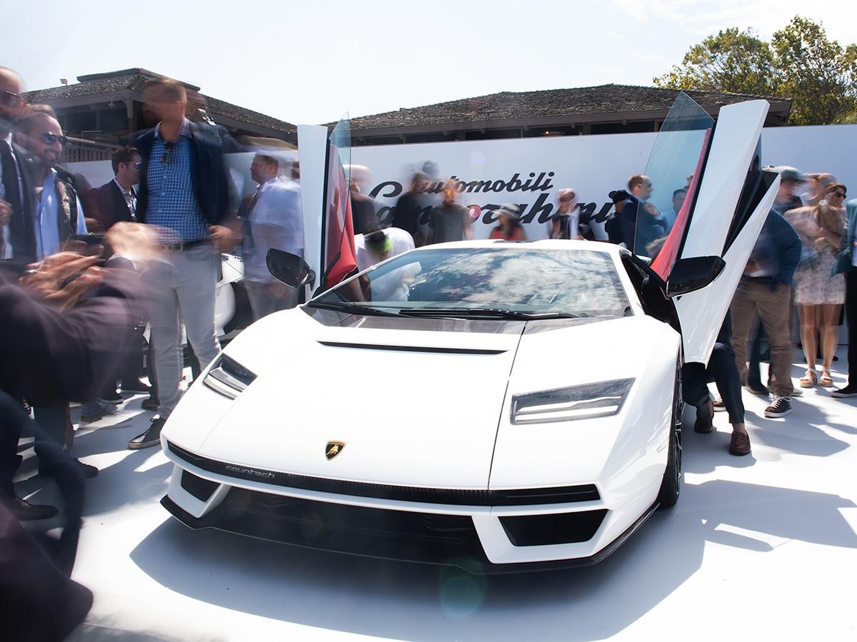 Lamborghini countach 3