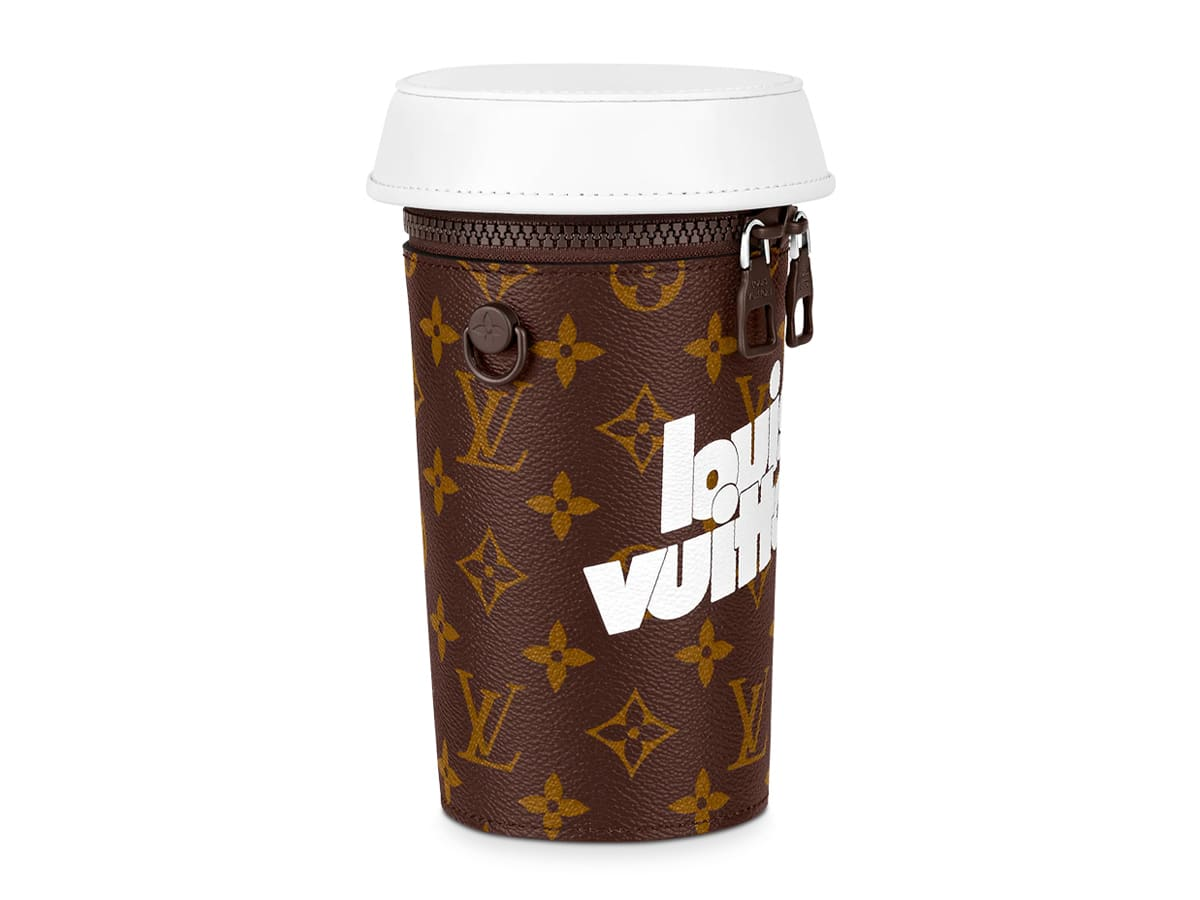 Louis vuitton coffee cup 9