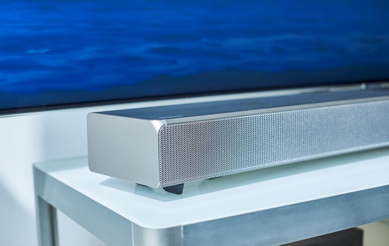 samsungs sound and soundbar side shape