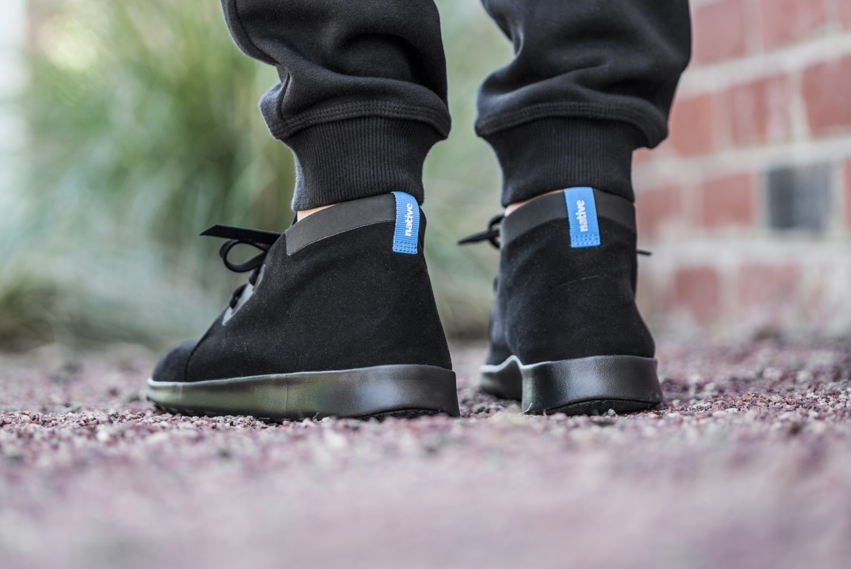native apollo kicks shoe matching foot