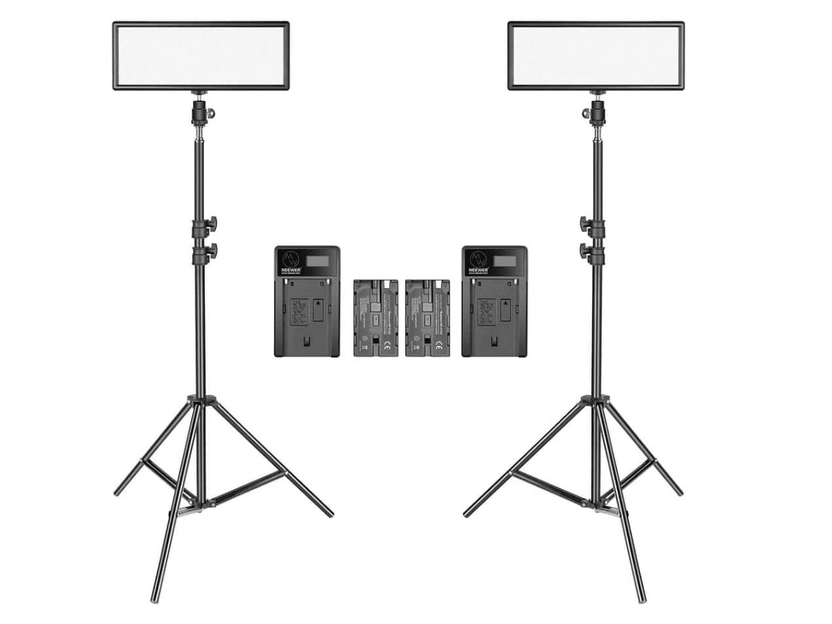 Neewer photography lighting kit