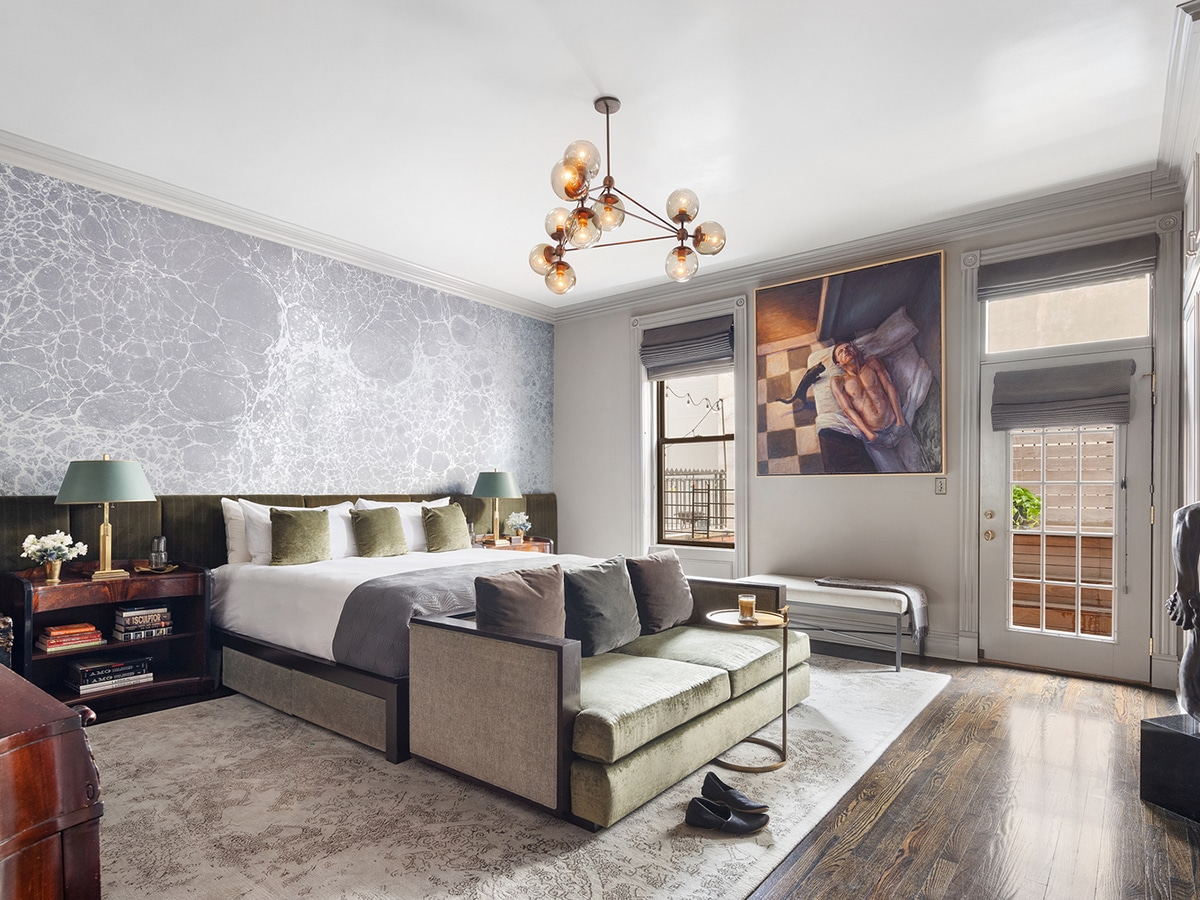 Neil patrick harris house bedroom one