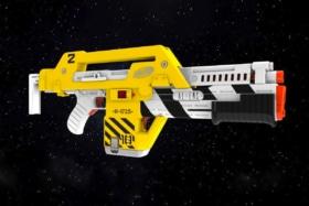 Nerf aliens m41a pulse rifle