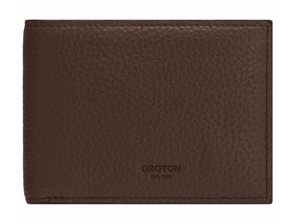 Oroton weston 8 card wallet