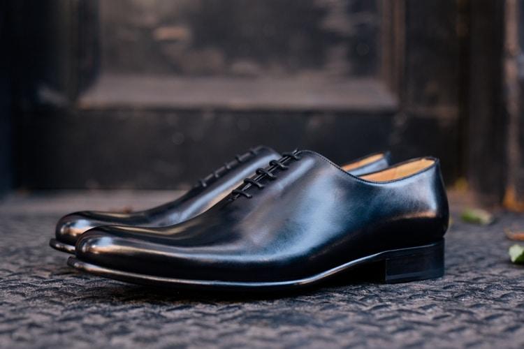 finest italian calfskin leather paul evans shoes