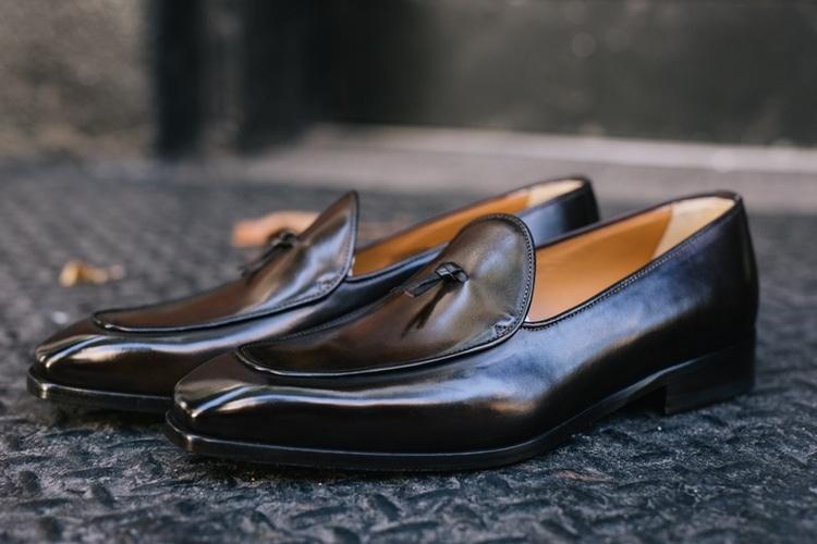 top shelf footwear paul evans