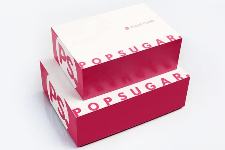 pop sugar box