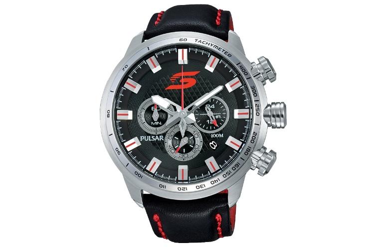 pulsar v8 limited edition watch