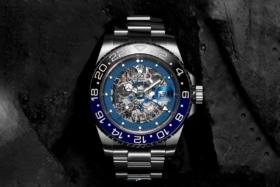 Rolex skeletonised 2