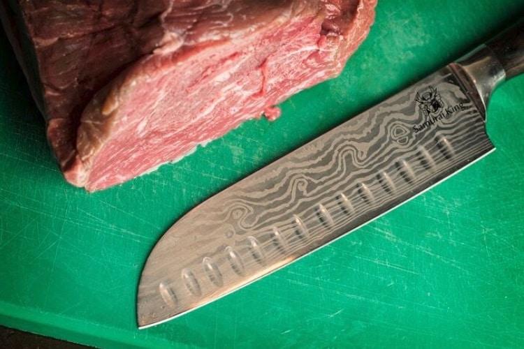 kitchen knives kickstarter knife
