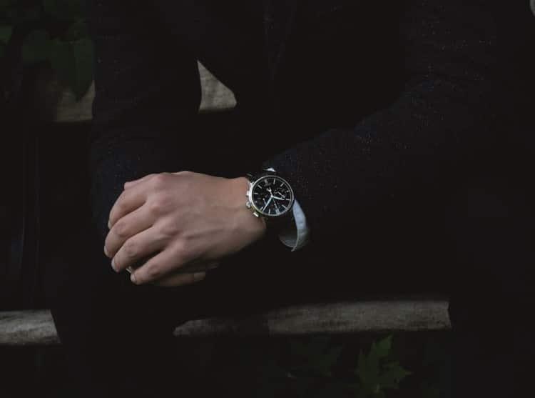 glashütte original watch lifestyle