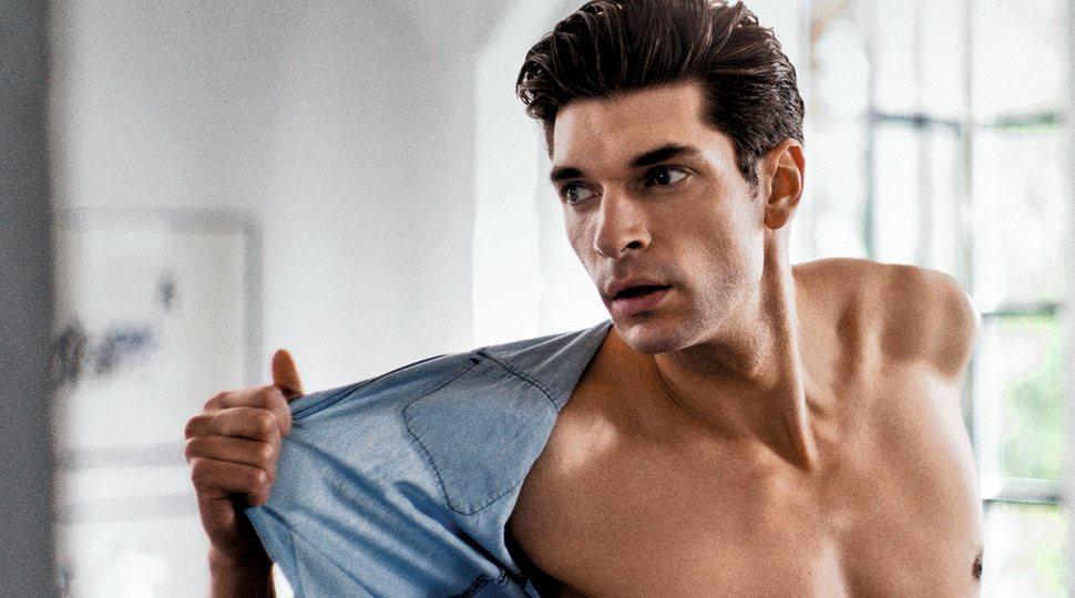 fresh men wear shirt