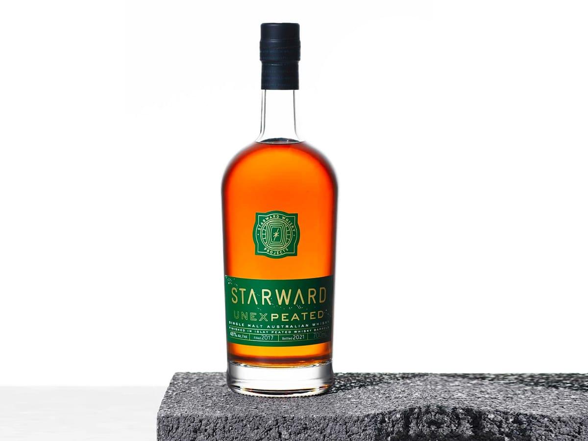 Starward whisky unexpeated 3