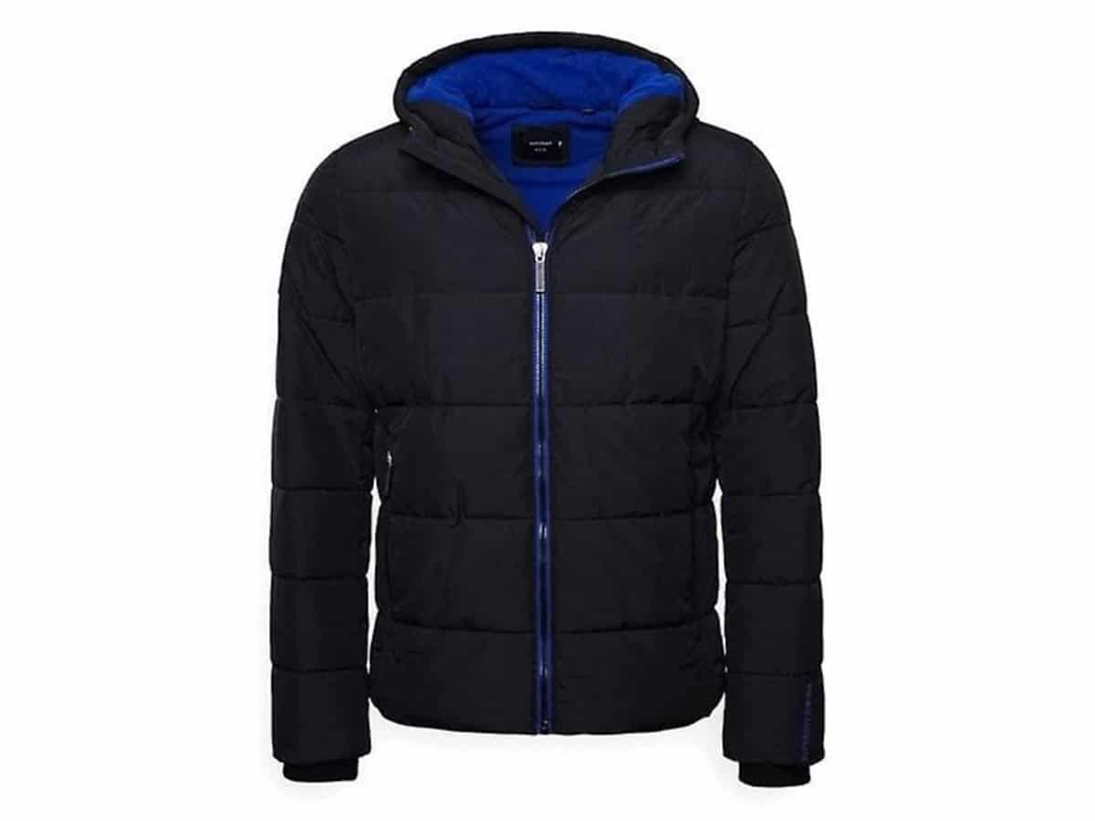 Superdry sports puffer png