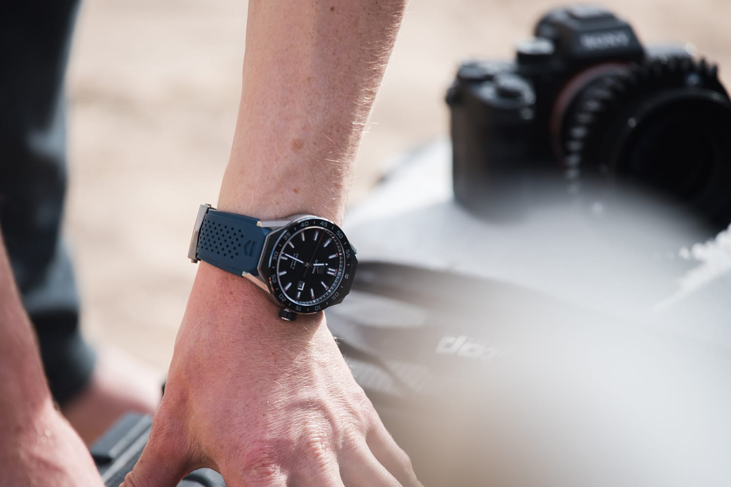 ag heuer watch lifestyle