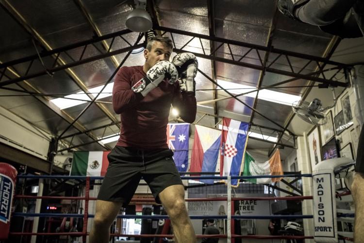 madison sports boxing club
