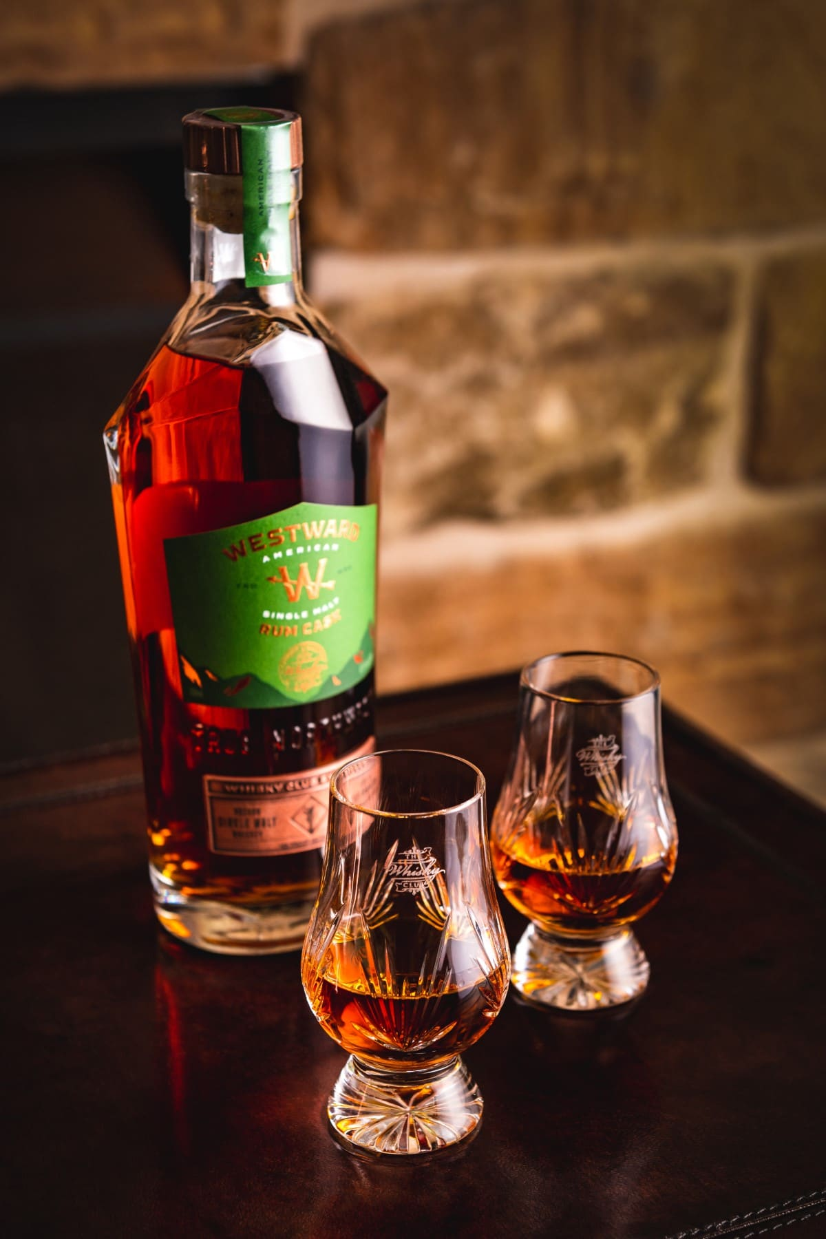 The whisky club westward rum cask single malt whiskey 10