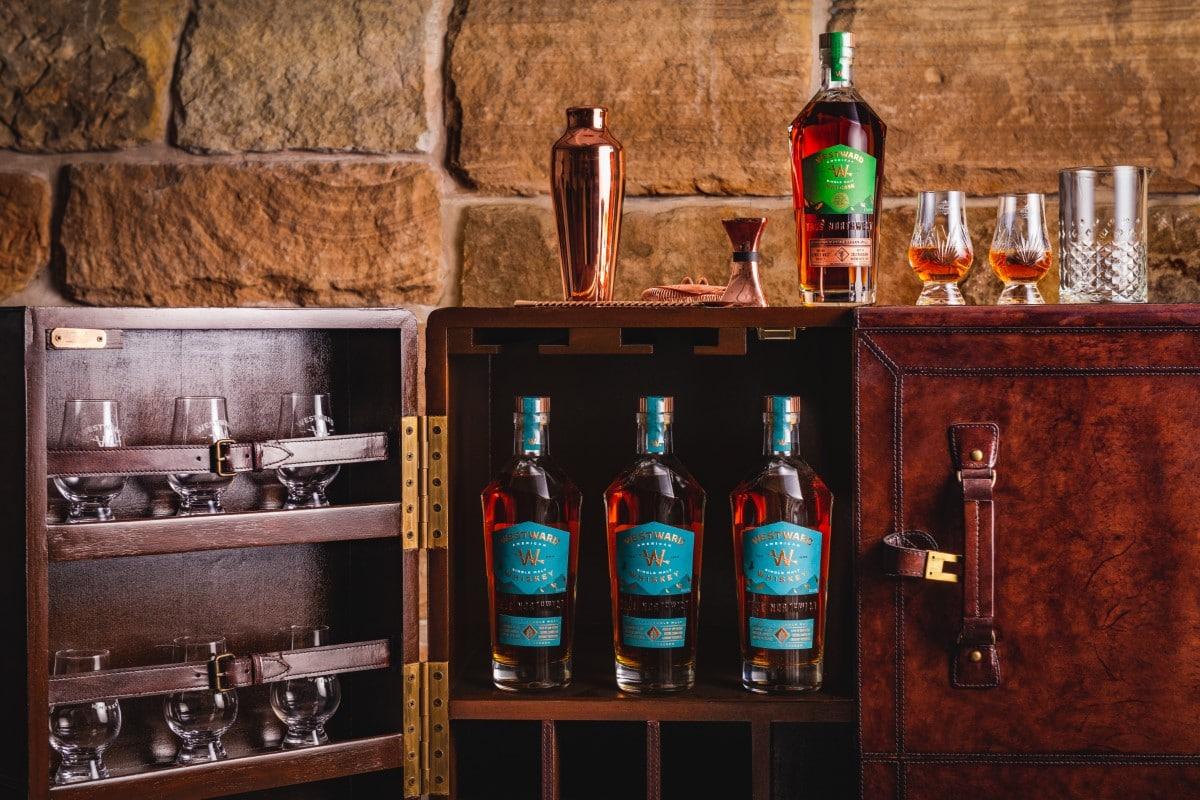 The whisky club westward rum cask single malt whiskey 14